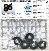 タイヤセット ダンロップ 10.5×16 (4個+スペア)