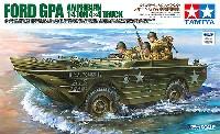 タミヤ1/35 ミリタリーミニチュアシリーズフォード GPA 水陸両用車