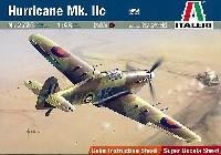 イタレリ1/48 飛行機シリーズホーカー ハリケーン Mk.2c