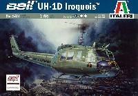 イタレリ1/48 飛行機シリーズベル UH-1D イロコイ