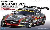フジミ1/24 リアルスポーツカー シリーズメルセデス ベンツ SLS AMG GT3 Gainer Dixcel SLS