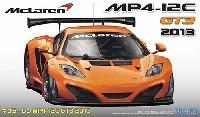 フジミ1/24 リアルスポーツカー シリーズマクラーレン MP4-12C GT3 2013