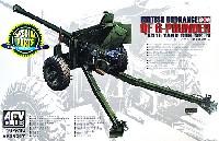 AFV CLUB1/35 AFV シリーズイギリス QF 6ポンド対戦車砲 Mk.4