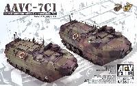 AFV CLUB1/35 AFV シリーズAAVC-7C1 水陸両用強襲車 指揮車輌型 EAAK