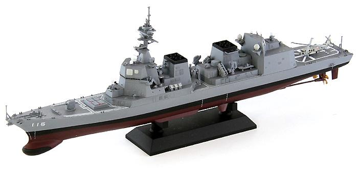 海上自衛隊 護衛艦 DD-115 あきづき完成品(ピットロード塗装済完成品モデルNo.JPM006)商品画像_2