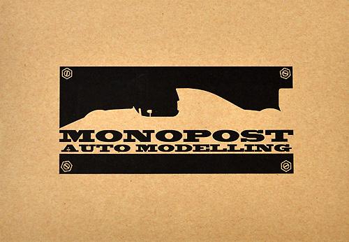 マクラーレン MP4-28 モナコGP 2013マルチメディアキット(モノポスト1/20 オリジナルレジンキットNo.MP025)商品画像