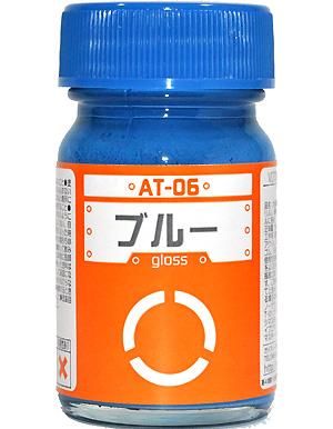 ブルー (AT-06)塗料(ガイアノーツボトムズカラー シリーズNo.AT-006)商品画像