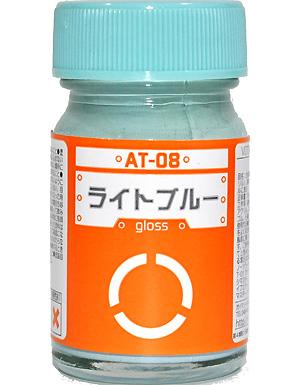 ライトブルー (AT-08)塗料(ガイアノーツボトムズカラー シリーズNo.AT-008)商品画像