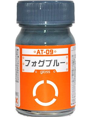 AT-09 フォグブルー塗料(ガイアノーツボトムズカラー シリーズNo.33709)商品画像