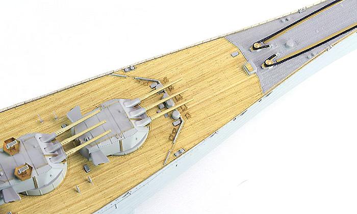 日本海軍 戦艦 大和用 ディテールアップパーツセットエッチング(ポントスモデル1/450 ディテールアップセットNo.45001F1)商品画像_4