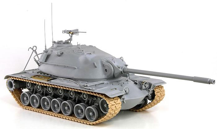 アメリカ M103A1 重戦車プラモデル(ドラゴン1/35 BLACK LABELNo.3548)商品画像_3