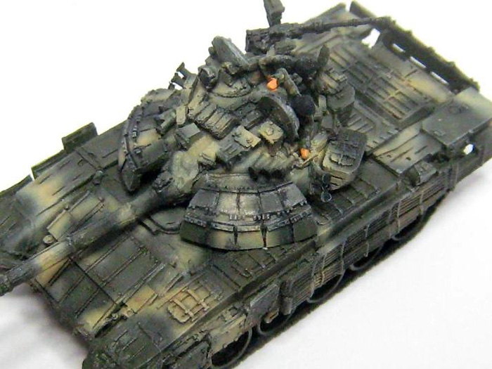 T-72B2 スリングショットレジン(マツオカステン1/144 オリジナルレジンキャストキット (AFV)No.MATUAFV-062)商品画像_2