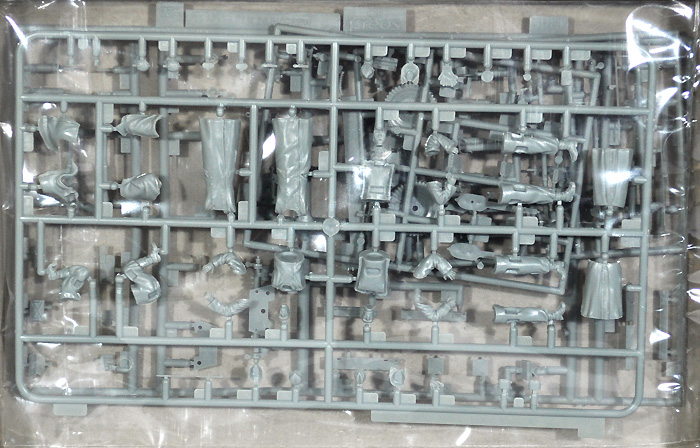 ご飯ですよ ドイツ 対戦車砲要員 & w/3.7cm PaK 35/36対戦車砲プラモデル(ドラゴン1/35 '39-'45 SeriesNo.6697)商品画像_1