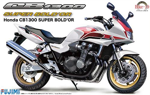 ホンダ CB1300 スーパーボルドールプラモデル(フジミ1/12 オートバイ シリーズNo.019)商品画像