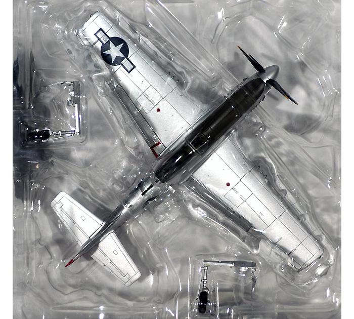P-51D マスタング SCAT 4完成品(ホビーマスター1/48 エアパワー シリーズ (レシプロ)No.HA7724)商品画像_1