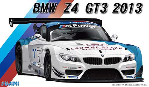 BMW Z4 GT3 2013プラモデル(フジミ1/24 リアルスポーツカー シリーズNo.旧000)商品画像