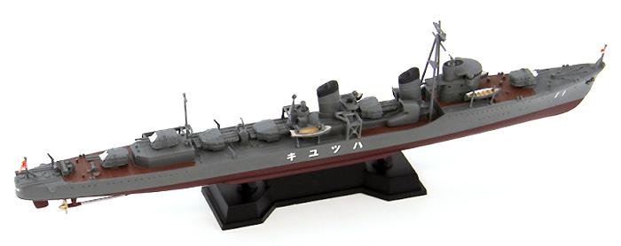 日本海軍 特型駆逐艦 初雪 (新装備付)プラモデル(ピットロード1/700 スカイウェーブ W シリーズNo.SPW026)商品画像_3