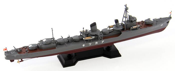 日本海軍 特型(吹雪型)駆逐艦 暁 (新装備付)プラモデル(ピットロード1/700 スカイウェーブ W シリーズNo.SPW027)商品画像_3