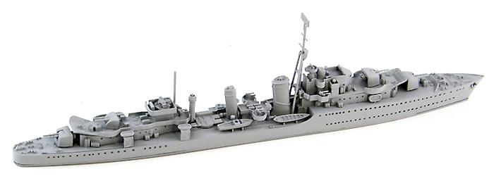カナダ海軍 駆逐艦 HMCS ヒューロン 1944プラモデル(ピットロード1/700 スカイウェーブ W シリーズNo.W159)商品画像_3