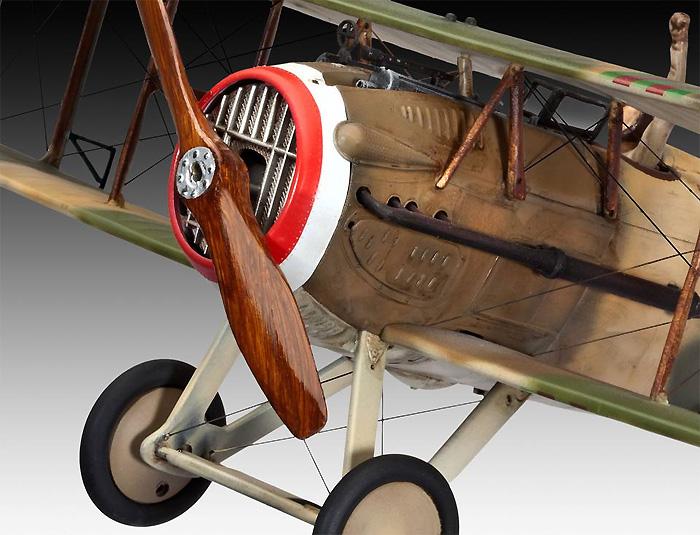 スパッド 13プラモデル(レベル飛行機モデルNo.04730)商品画像_1