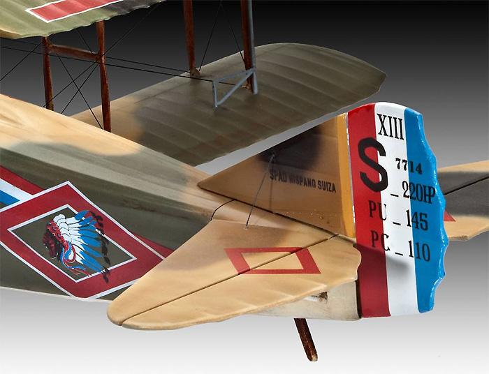 スパッド 13プラモデル(レベル飛行機モデルNo.04730)商品画像_3
