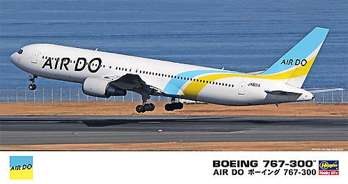 AIR DO ボーイング 767-300プラモデル(ハセガワ1/200 飛行機シリーズNo.020)商品画像