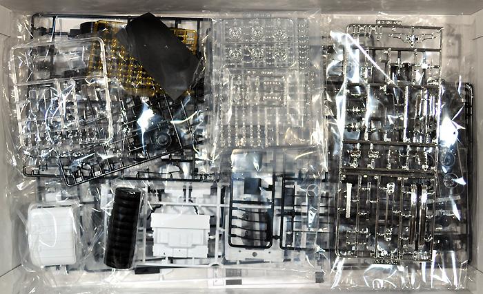 ふそう T951 後期型 平ボデープラモデル(アオシマ1/32 ヘビーフレイト シリーズNo.015)商品画像_1