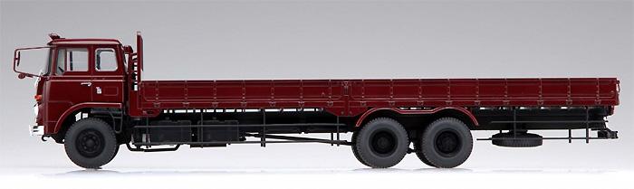 ふそう T951 後期型 平ボデープラモデル(アオシマ1/32 ヘビーフレイト シリーズNo.015)商品画像_4