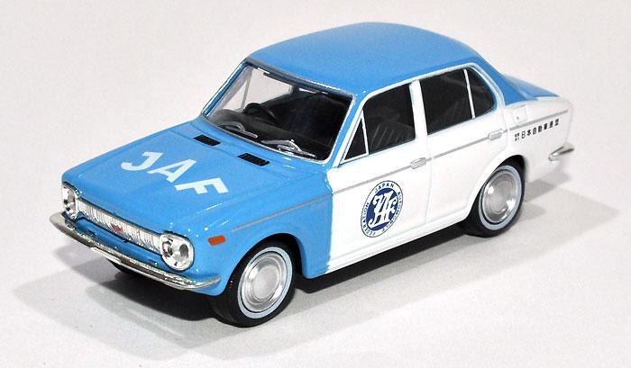 トヨタ カローラ 1100 4ドア セダン (JAFサービスカー)ミニカー(トミーテックトミカリミテッド ヴィンテージNo.LV-142b)商品画像_2