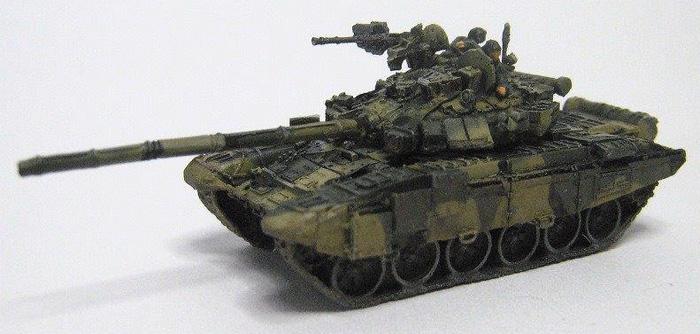 T-90 鋳造砲塔レジン(マツオカステン1/144 オリジナルレジンキャストキット (AFV)No.MTUAFV-064)商品画像_3