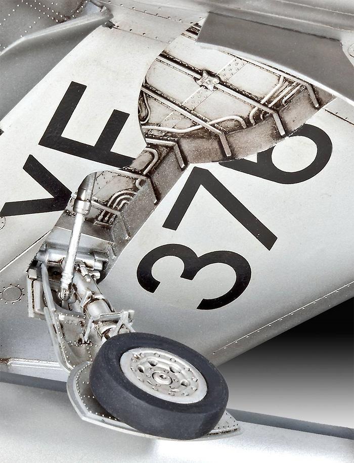 ホーカー ハンター FGA.9 / Mk.58プラモデル(レベル1/32 AircraftNo.04703)商品画像_4