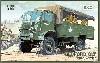 イギリス ベッドフォード QLT 兵員輸送用トラック