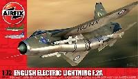 エアフィックス1/72 ミリタリーエアクラフトイングリッシュ エレクトリック ライトニング F2A