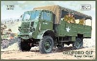 IBG1/35 AFVモデルイギリス ベッドフォード QLT 兵員輸送用トラック