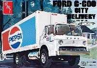 フォード C-600 シティデリバリートラック ペプシ仕様