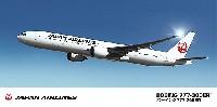 ハセガワ1/200 飛行機シリーズ日本航空 ボーイング 777-300ER