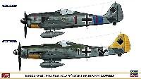 フォッケウルフ Fw190A-8/D-9 ドルテンマン コンボ