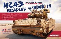 MENG-MODEL1/35 ステゴザウルス シリーズM2A3 ブラッドレー w/BUSK 3