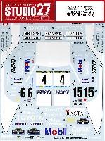 スタジオ27ラリーカー オリジナルデカールトヨタ セリカ ST165 スウェーデン #6 1989/ #15 1991/ #4 1992