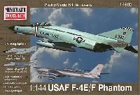 ミニクラフト1/144 軍用機プラスチックモデルキットアメリカ空軍 F-4E/Fファントム