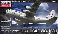 ミニクラフト1/144 軍用機プラスチックモデルキットアメリカ空軍 WC-130J ハリケーン・ハンター