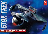 amtスタートレック(STAR TREK)シリーズクリンゴン クティンガ級 巡洋戦艦