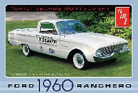 amt1/25 カーモデル1960 フォード・ランチェロ オハイオ・ジョージ