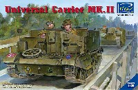 イギリス ユニバーサルキャリア Mk.2型 兵員輸送車
