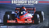 フジミ1/20 GPシリーズ SP (スポット)ブラバム BT46B スウェーデンGP 1978 #1 ニキ・ラウダ (エッチングパーツ付き)