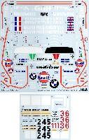 タブデザイン1/24 デカールマクラーレン F1-GTR Gulf #24/25 LM #1/16 BPR 1995