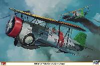 ハセガワ1/32 飛行機 限定生産BF2C-1 第5爆撃飛行隊