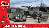 エアフィックス1/72 AFVWW2 RAF ビークルセット