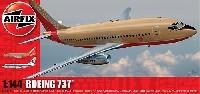 エアフィックスCivil Airliners & Spaceボーイング 737-100