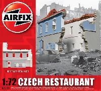 エアフィックス1/72 AFVチェコのレストラン